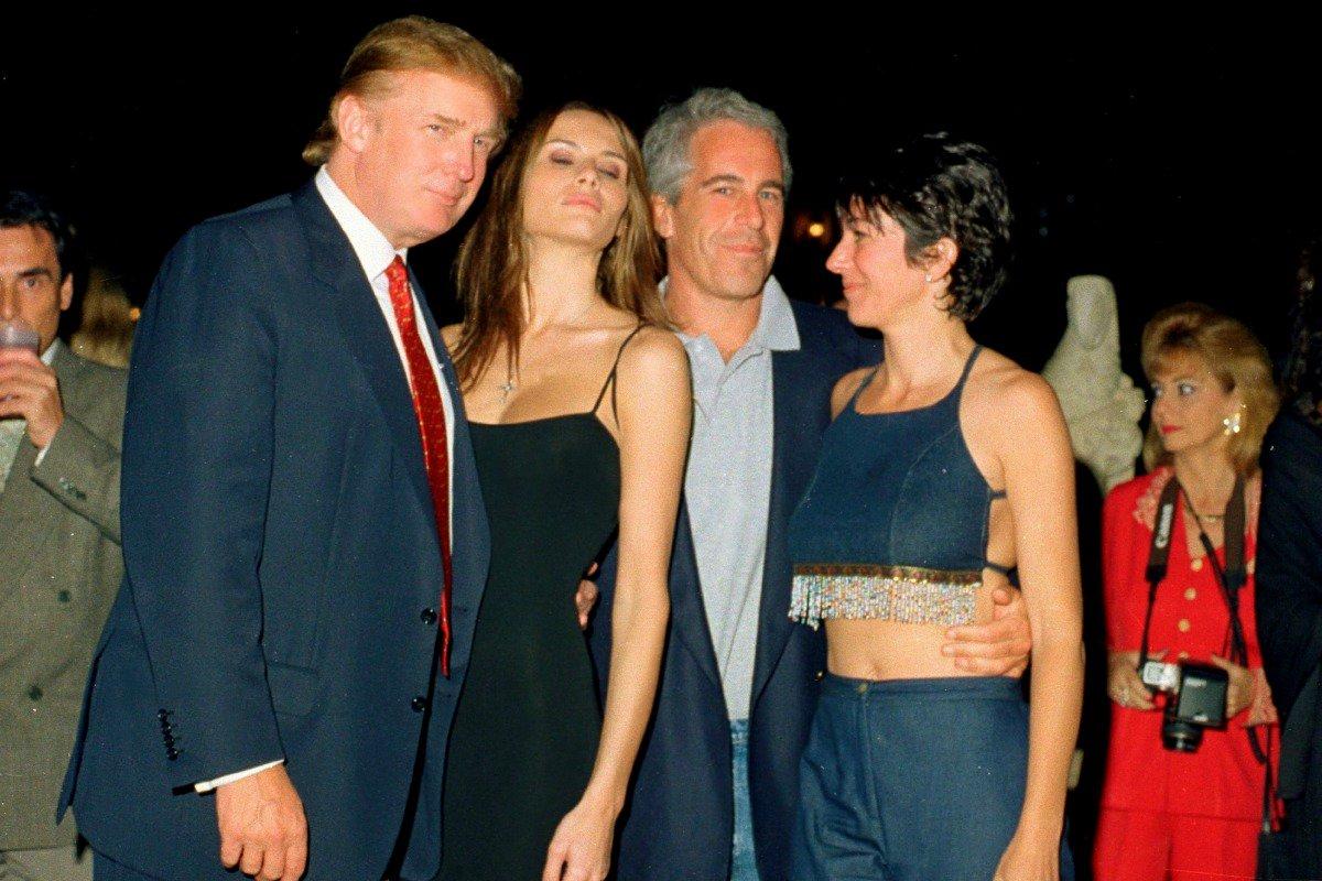 Epstein Trump Women