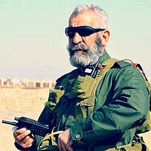 "Isaam Zahreddine ""Lion of the Republican Guard"" Syrian Army"
